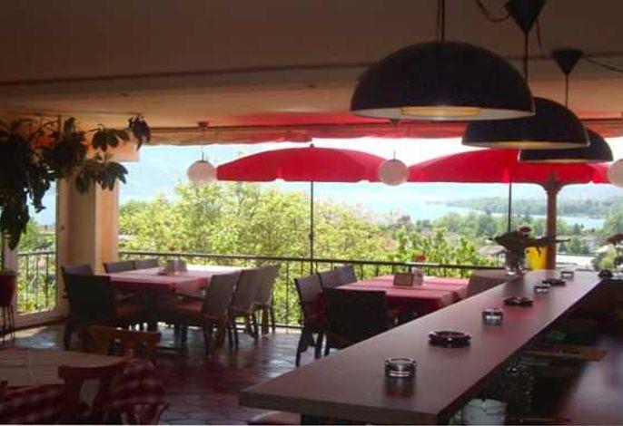 Terrassencafé H.u.G. Koberger