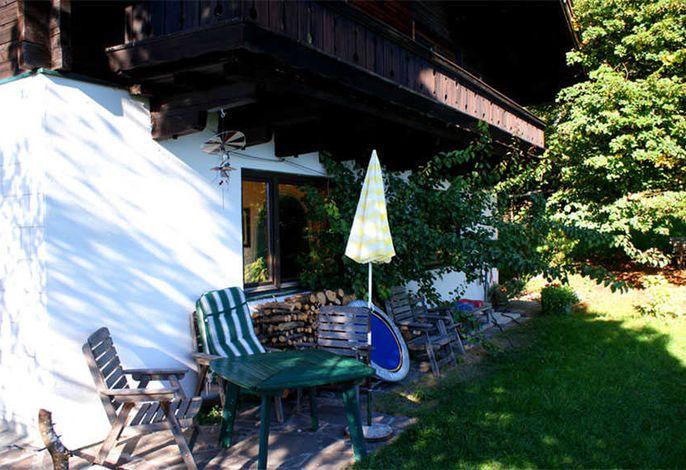 Landhaus Riess - Irrseeblick in Alleinlage