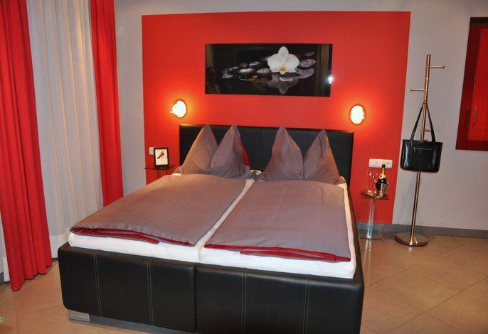 Kuscheliges Doppelbett