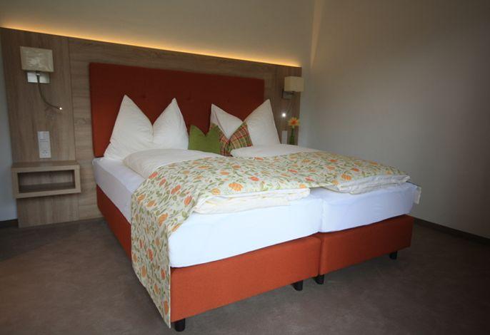 Wohlfühlzimmer Deluxe, 22 m²
