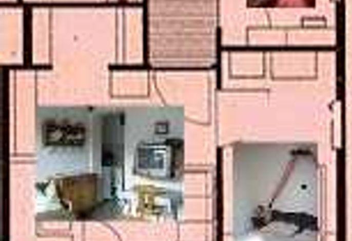 Grundriss Wohnung VORMAUER