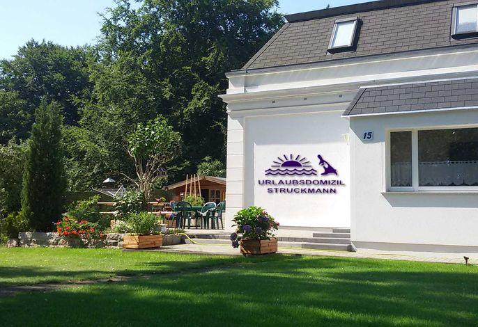 Urlaubsdomizil-Struckmann Ferienwohnungen Usedom Heringsdorf