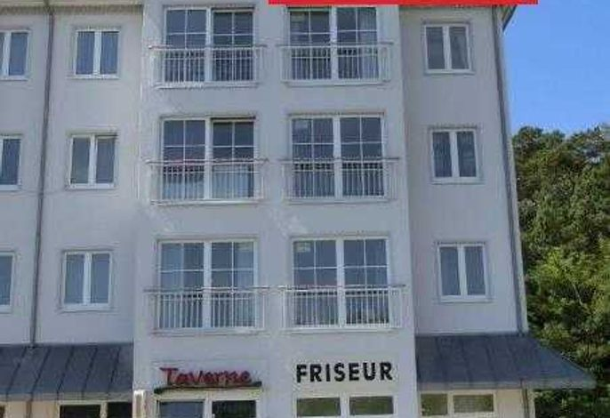 Binz - Ferienappartement Barfuss
