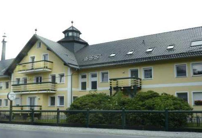 Silberseehaus in der Freizeitoase Mortka