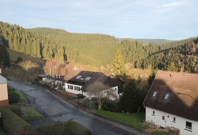Fewo Panoramablick im Haus Rehblick - *SORGENFREIES REISEN