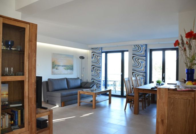 Strandresidenz Appartement Sterntaucher V14 in Prora