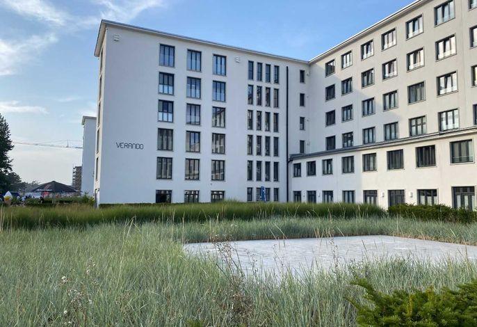 Strandresidenz Appartement Eisente V19 in Prora