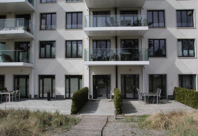 Strandresidenz Appartement Austernfischer V25 inkl.1Strandk.
