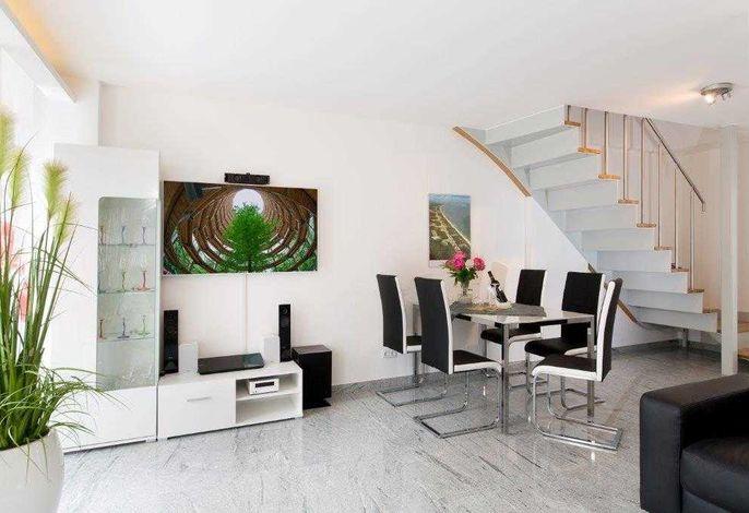 Strandresidenz Appartement Graugans A06 inkl. Strandkorb