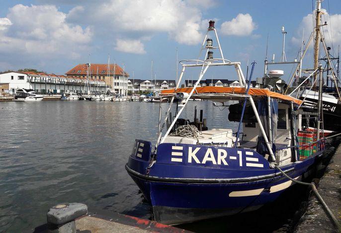 Großer Hafentraum