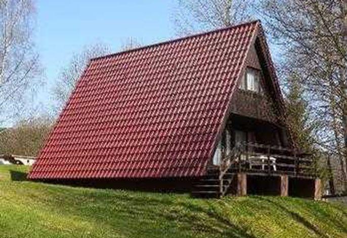 Ferienhaus bis 4 Personen mitten in der Natur (TW50101)