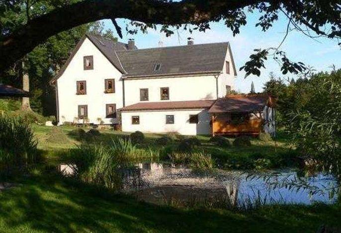 Ferienwohnung bis 4 Personen (TW50156) (Gartenblick)