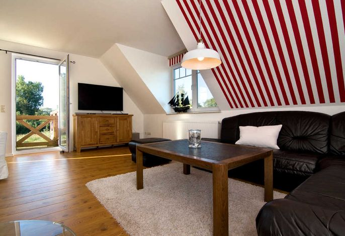 Wohnzimmer mit Homekino