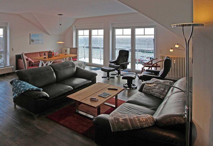 Komfort-Ferienwohnung Ostseepanorama