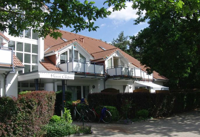 Appartment Haus Glowe - Wohnung 11 - 300m zum Strand