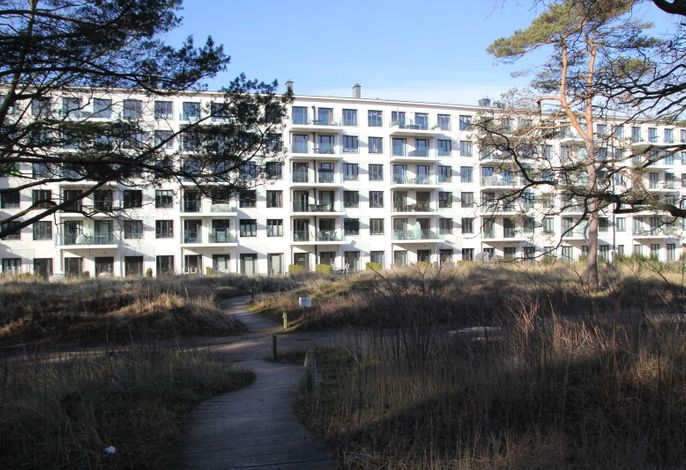 Strandresidenz Appartement Heringsmöwe V07 in Prora