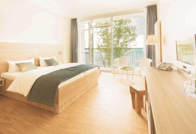 Doppelzimmer Seeblick Premium
