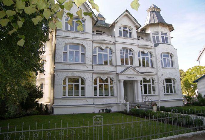 Mauersberger Villa Germania ***50m bis zum Ostseestrand