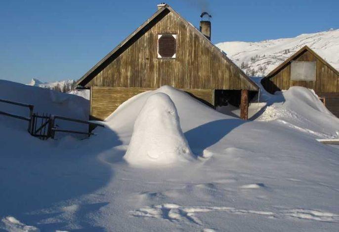 Grashütte Tauplitzalm
