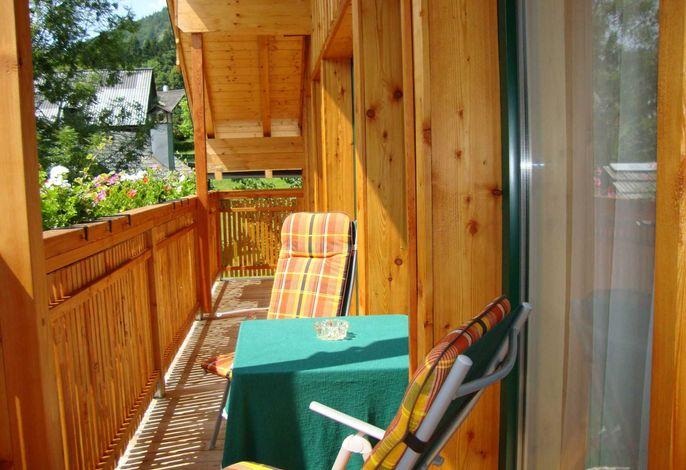 Haus Bergblick mit SPA und eigenem Badeplatz