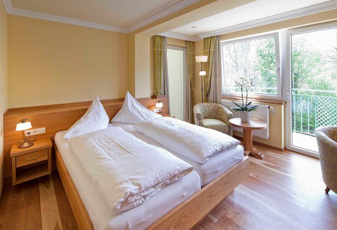 Doppelzimmer Bergblick Variante 1