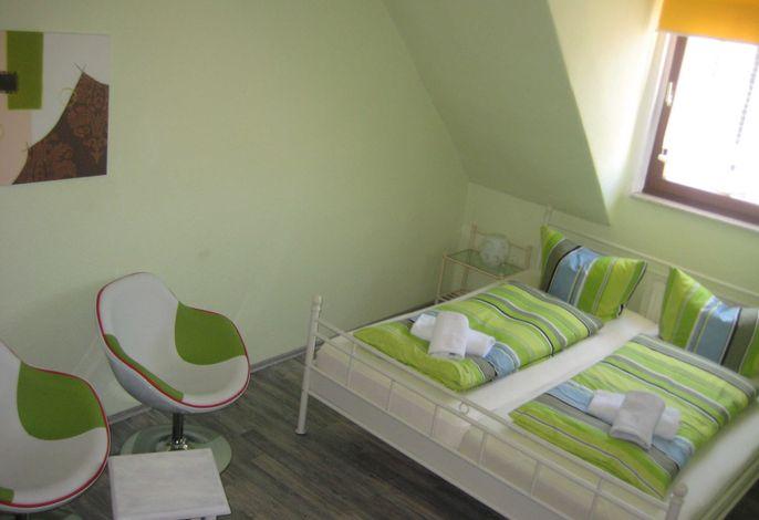 Doppelzimer mit zwei Einzelbetten