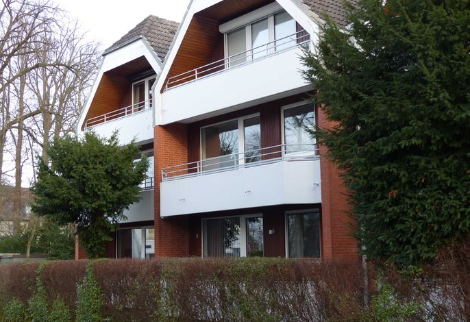 (TRA4) Ferienwohnung Gerloff,  Haus Hubertus, App. 3