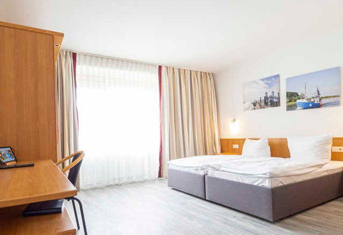 Doppelzimmer Superior mit Coach, auch als drittes Bett nutzbar
