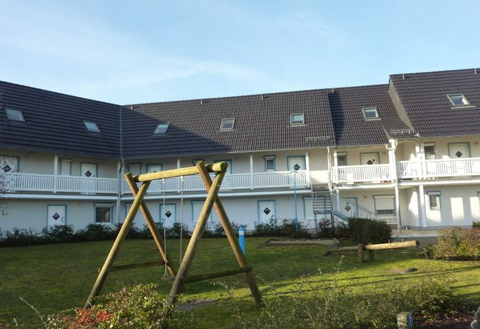 Hafenidyll Ferienwohnung Bornholm