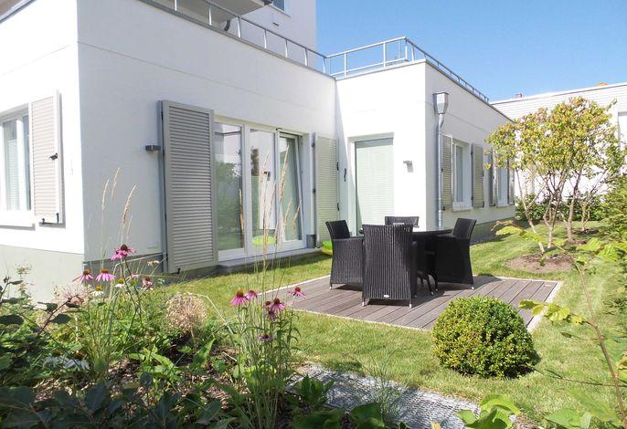 Strandhaus Seeblick 12, strandnah, Garten, WLAN, 2 Schl-Zim.