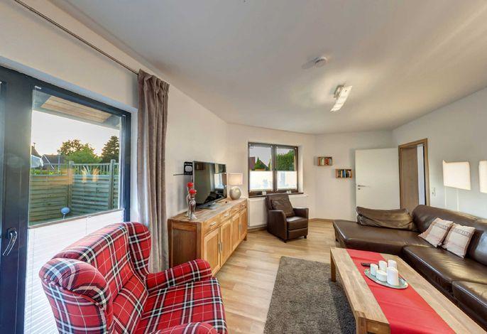 Appartement Lisa - Nordseebad Burhave
