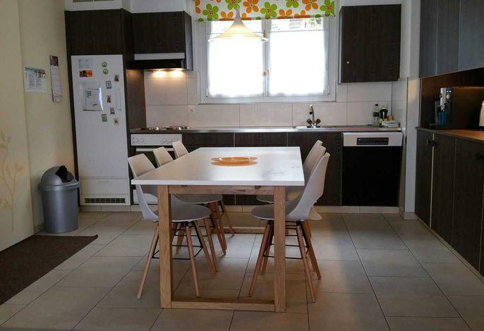 gut ausgestattete Küche, FW Ramabrice