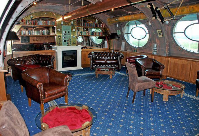 DEB 014 maritimes Hotel mit Erlebnisgastronomie