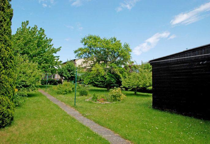 DEB 015 Ferienwohnung mit Garten und Sundblick n. Stralsund
