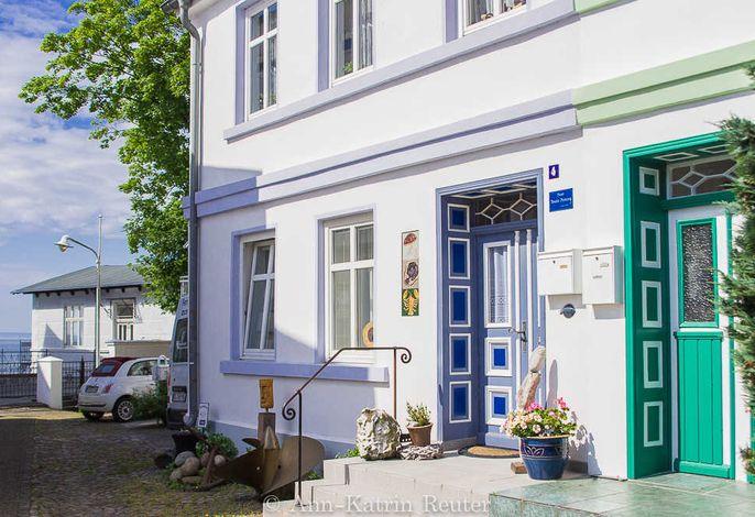 Sassnitz - Ferienhaus Am Ufer - RZV
