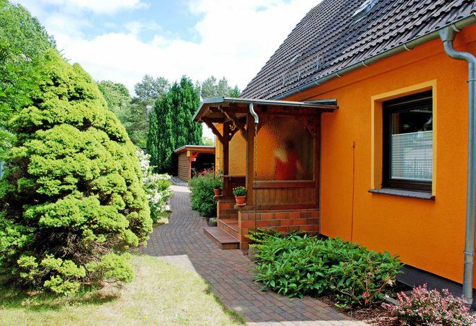 Selliner Ferienwohnungen mit Terrasse