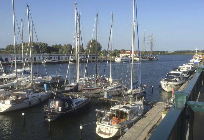 Usedom Suites direkt am Hafen OG 39 Mary