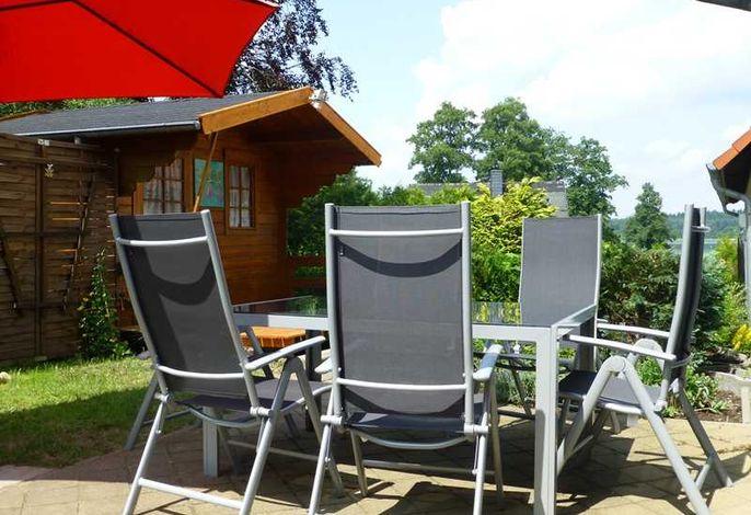 Zwei-Seen-Ferienhaus  in Canow (52545)