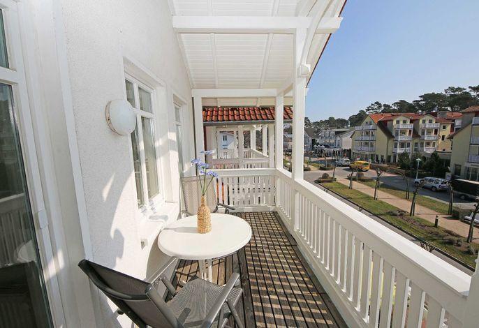 H: Haus Nicolai Whg. 06 mit Balkon