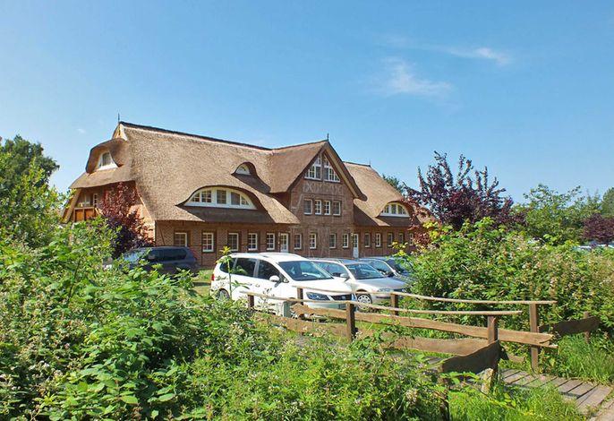 A: Haus an der Düne ca. 100m Strandentfernung