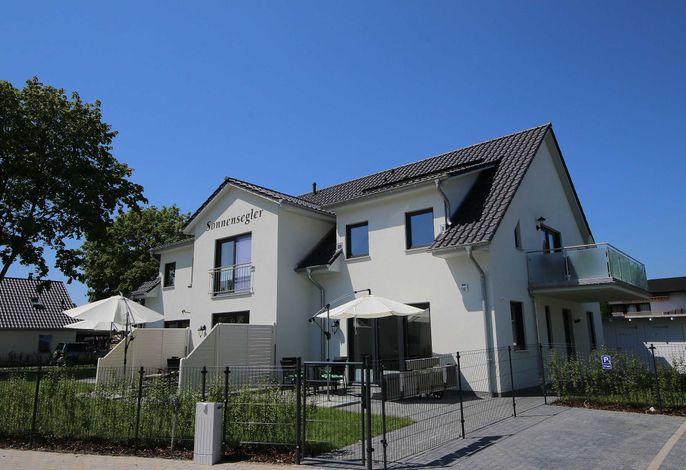 MZ: Haus Sonnensegler mit 5 komfortablen Ferienwohnungen