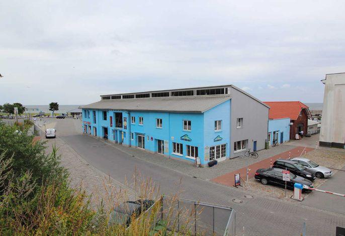 Ferienzimmer Kajüten- direkt im Sassnitzer Stadthafen