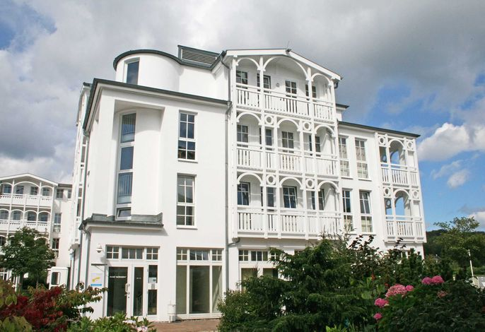 H: Seepark Sellin - Haus Altensien Whg 466 mit Balkon