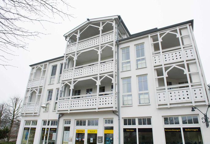 H: Seepark Sellin - Haus Südperd  Whg 721 Südostbalkon