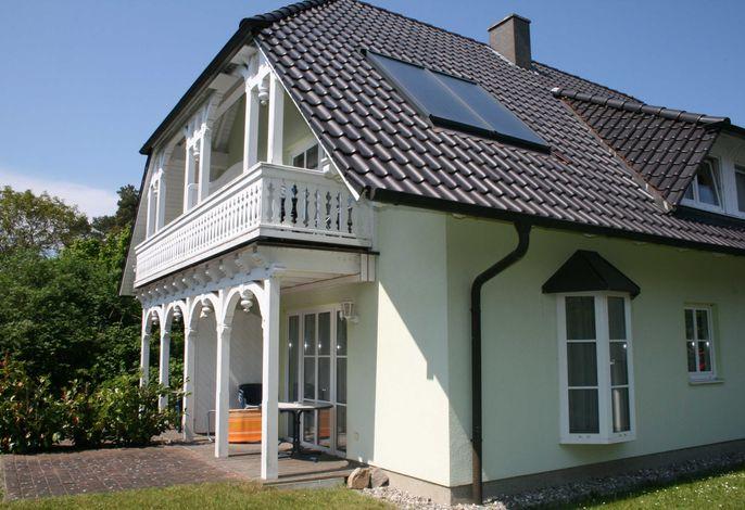 W: Haus Rügenwelle mit 4 komfortablen Wohnungen