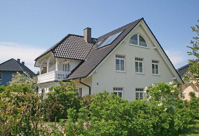 W: Haus Rügenwind mit 5 komfortablen Wohnungen