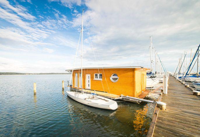 Komfort-Hausboot I