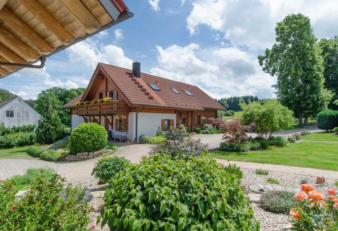 Heumann's Blockhäuser am Wald