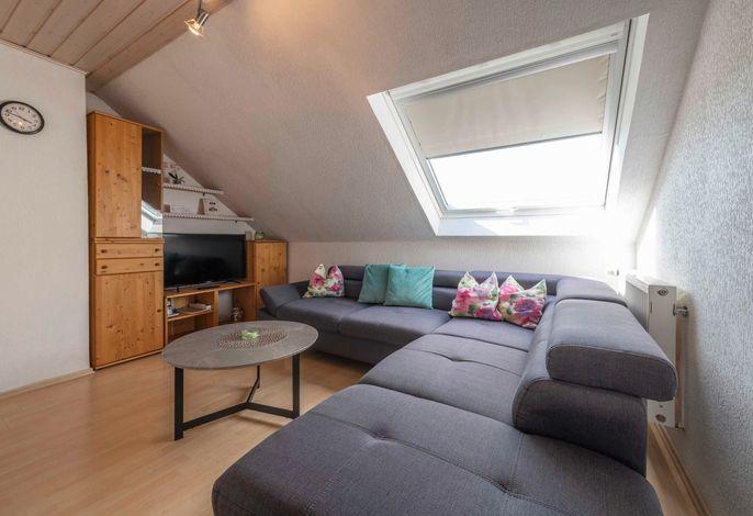 Wohnzimmer                  Foto: Jonas Listl