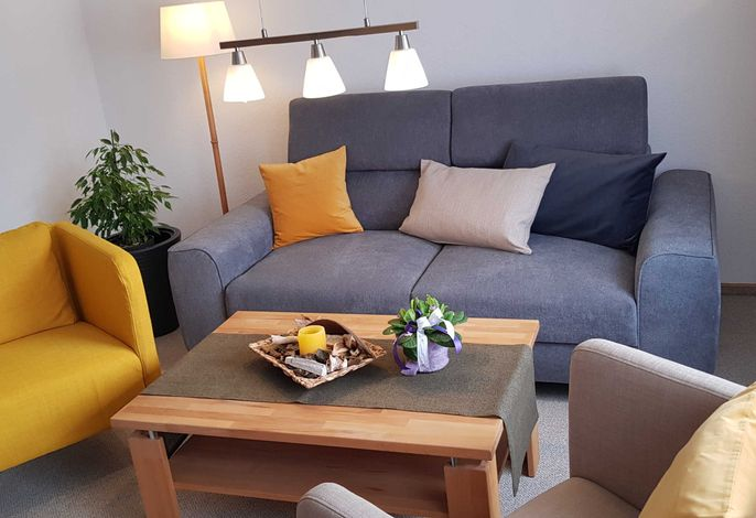 Komfortables modernes Wohnzimmer - Sitzgruppe